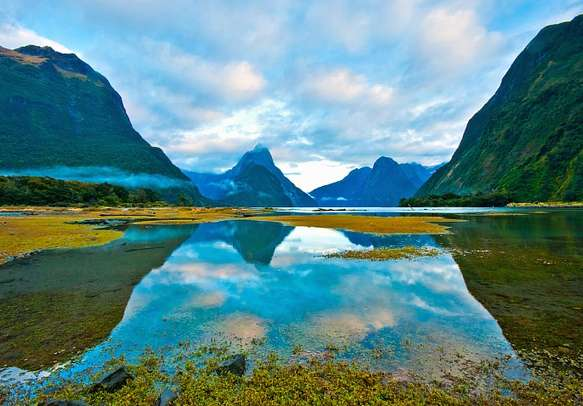 Explore the beauty of New Zealand on this scenic holiday cruise.