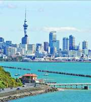 Splendid New Zealand Honeymoon Package From Chennai