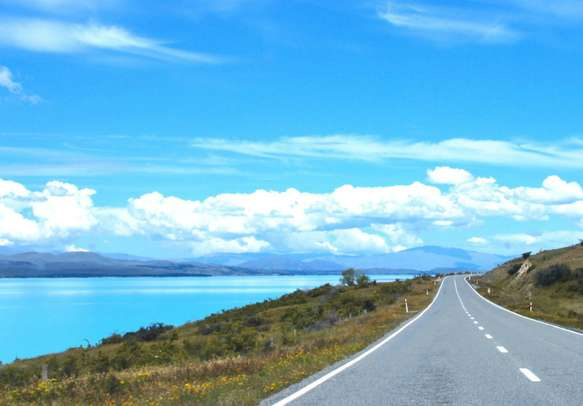 Enjoy driving through some of the most picturesque landscape on earth