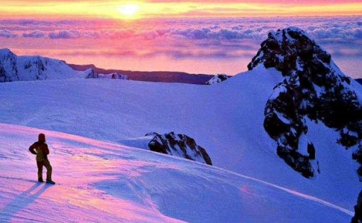 New Zealand Honeymoon Package: Magical North & Thrilling South Island Tour
