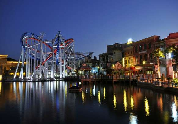 Visit Universal Studios to live your favorite movies