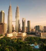 Splendid Singapore Malaysia Thailand Tour Package From Mumbai
