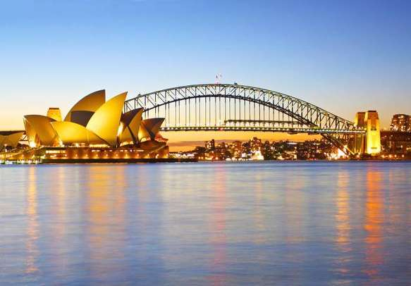 Watch a live performance at the Sydney Opera House.