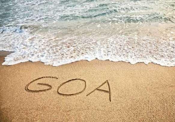 Visit the sun-kissed beach in Goa