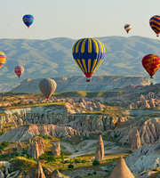 Bewitching Turkey Tour Package From Delhi