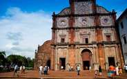 Walk in the past by visiting the Basilica od Bom Jesus