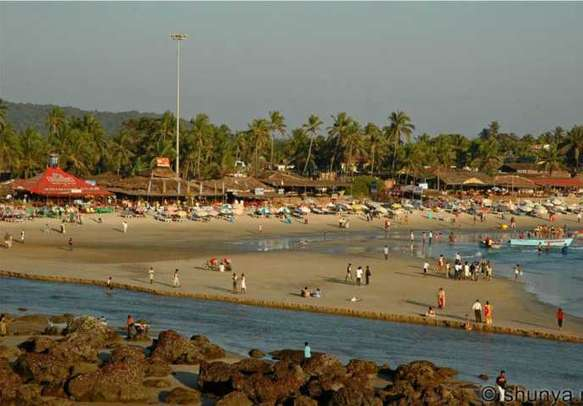 Forget everything and revel in the joyous environment of Goa