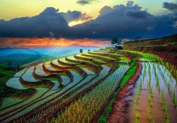 The unparalleled beauty of Vietnam invites you