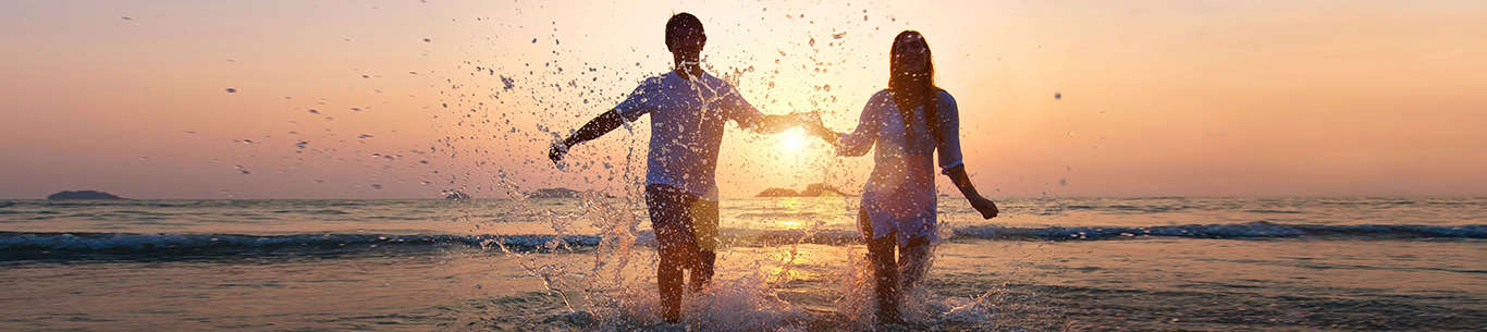 Enjoy beach honeymoon in Goa