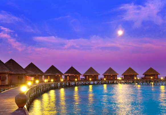 Exotic 5 nights 6 days Maldives Honeymoon Package