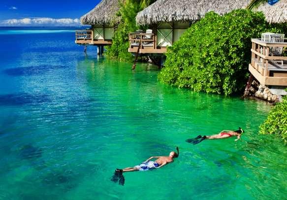 Enjoy the magic of your honeymoon in Maldives