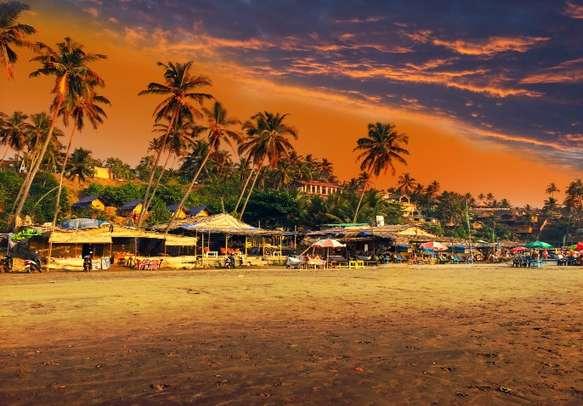 Amazing Goa beckons