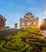 Spellbinding Macau Tour Package From India
