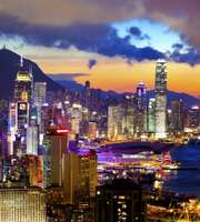 Hong Kong Honeymoon Package with Star Virgo Cruise