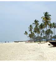 Romantic South Goa Honeymoon Package