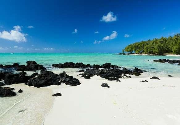 Surreal Mauritius Beaches.