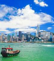 Romantic Holiday Tour Package Of Hong Kong
