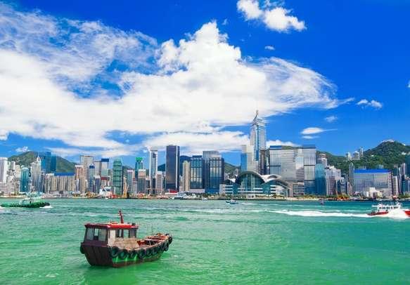 Enjoy a cruise on this Singapore Macau trip