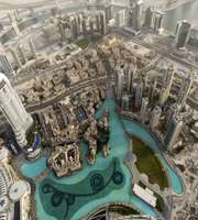 Blissful Dubai Honeymoon Package: Atlantis Palm & Burj Khalifa