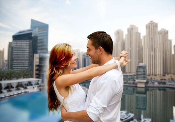 Enjoy spending exclusive moments in the amazing city of Dubai
