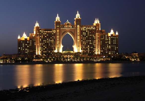 """Enjoy a luxuriating stay at """"Atlantis, The Palm"""""""