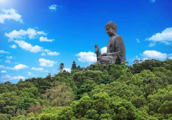 Lantau Island waits your arrival