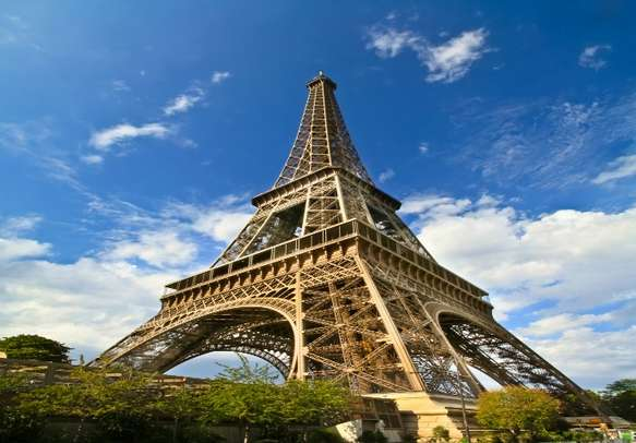 One of the most iconic structures of the world