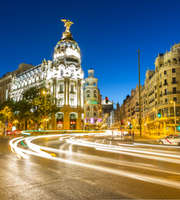 Spain Honeymoon Tour Package