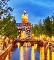 Ecstatic Amsterdam, Brussels and France Honeymoon Package