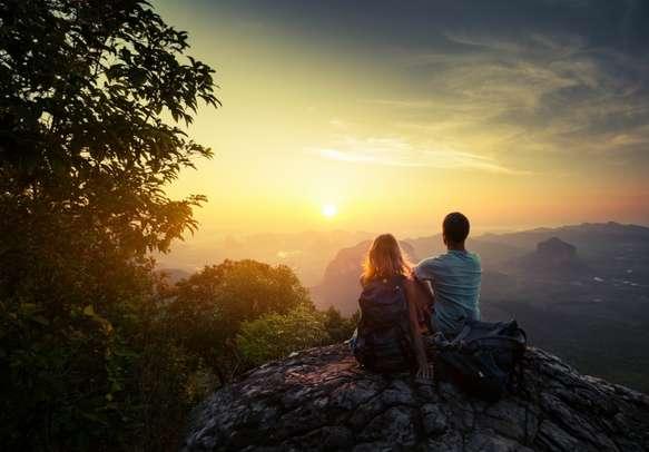 Enjoy a scintillating honeymoon in the hills.