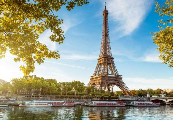 One of the most iconic landmarks of France