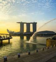 Singapore 4 Days Honeymoon Package
