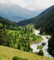 Kashmir Tour Package From Indore