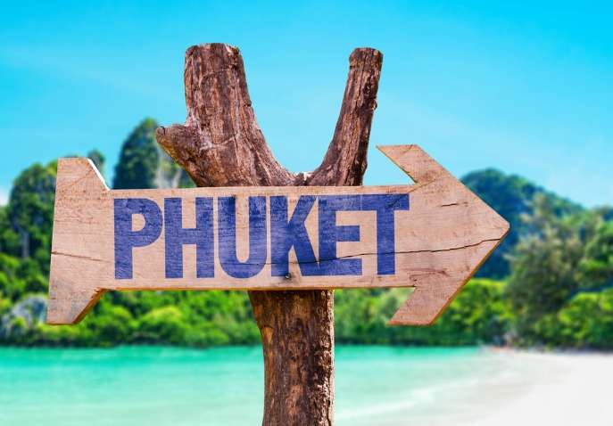 Exotic Phuket Honeymoon Package From Ahmedabad