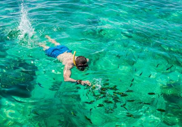 Feel the thrill while snorkelling in Phuket