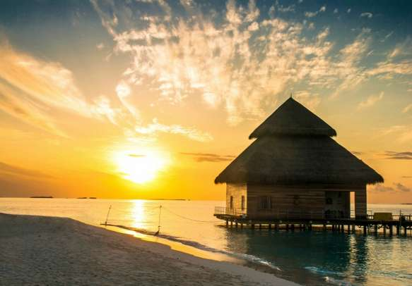 The scintillating beauty of Maldives will stay with you for a long time.