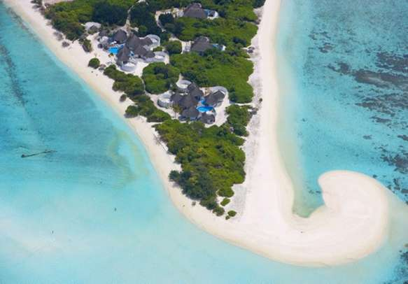 The gorgeous islands of Maldives are perfect for family holidays