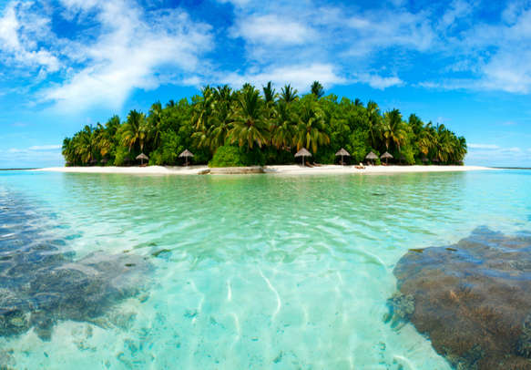 The tempting beauty of Maldives and its serene beaches is mind blowing