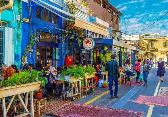 Visit the Tel Aviv flea market on this Israel tour Package.