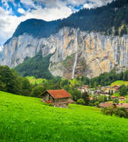 Scintillating Switzerland Austria Summer Special Honeymoon Package