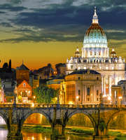 Romantic Rome Honeymoon From India
