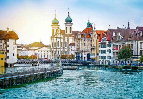 Delight in the matchless beauty of Lucerne with the love of your life