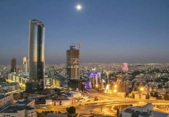 The capital city of Jordan beckons you with its grandeur