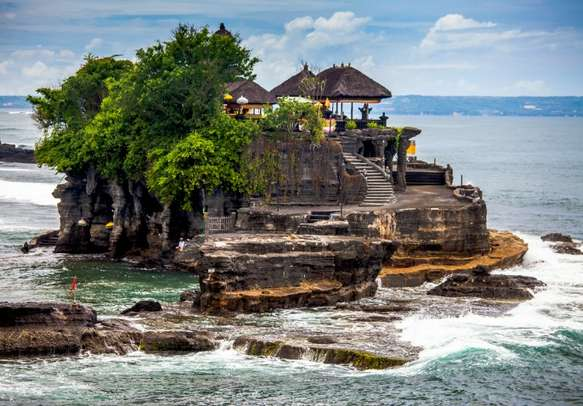 Visit this sacred and spectacular site in Bali