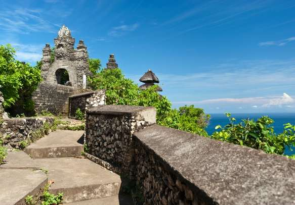 Delight in the age old charm of Bali with your loved ones