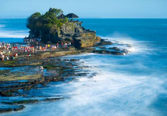 Marvel at this wonder of Bali during your vacation