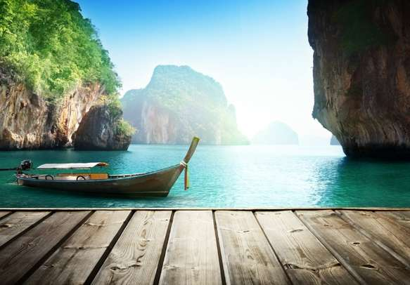 Set sail and explore the scenic attractions all around Thailand.