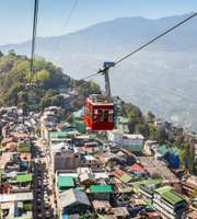 Exhilarating Gangtok, Kalimpong and Darjeeling Trip in Summer