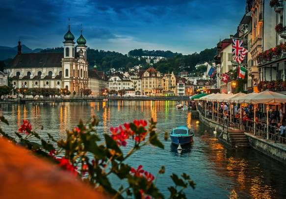 The magnetism of Lucerne beckons you for a family trip