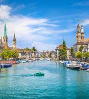 Amazing Switzerland Honeymoon Package From Ahmedabad